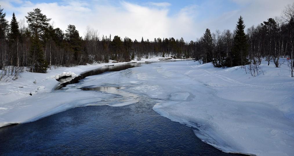 Tjulån river