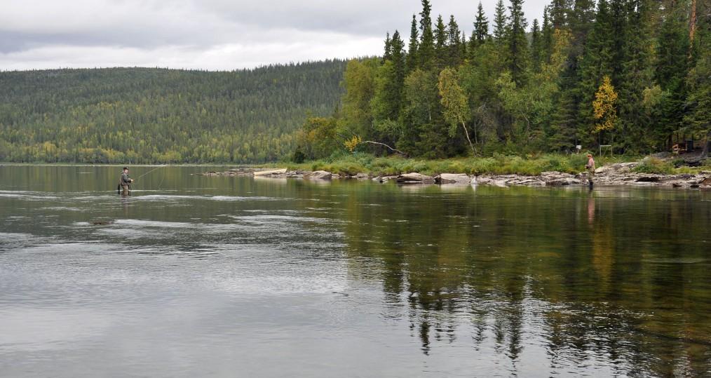 Sjöforsnacken den 7 sept