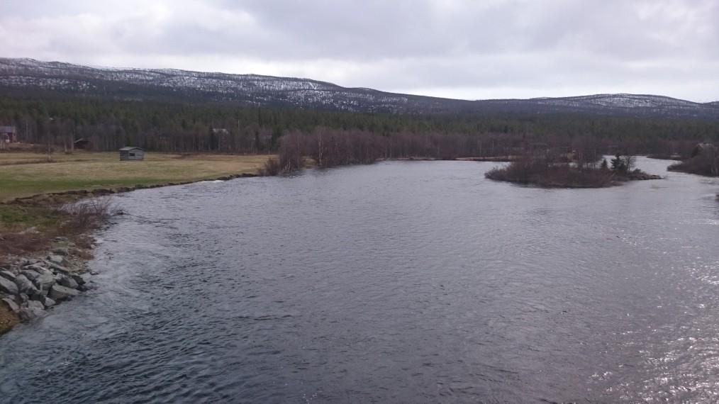 Ovan Tjulåbron den 24 maj