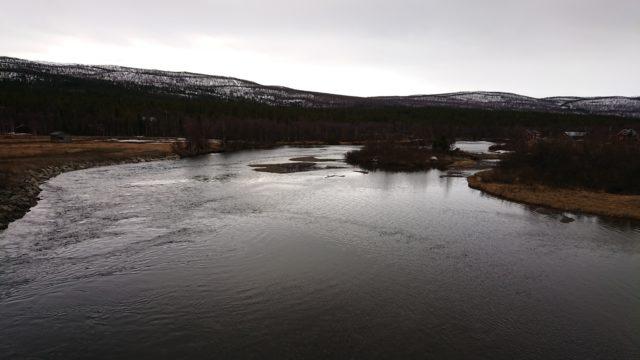 Ovan Tjulåbron den 14 maj